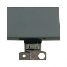 Click MiniGrid MD038BK Black 2 Way Intermediate Paddle Sw Module