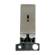 Click MiniGrid MD046SS Stainless Steel DP Keyswitch Module