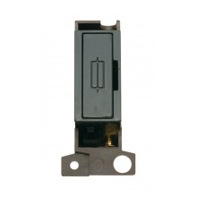 Click MiniGrid MD047BK Black Fused Connection Module