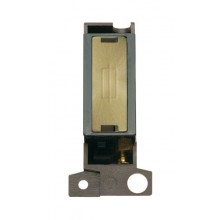 Click MiniGrid MD047BKAB Black Antique Brass Fuse Connection Mod