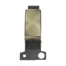 Click MiniGrid MD070AB Antique Brass 10A 3 Position Switch Mod