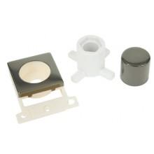 Click MiniGrid MD150BN Black Nickel Dimmer Module Mounting Kit