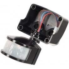 Timeguard LEDPROSLB Pro PIR Black
