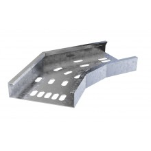 Trench Medium Duty Cable Tray Flat 45 Degree Bends (75mm)