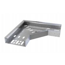 Trench Medium Duty Cable Tray Flat 90 Degree Bends (100mm)