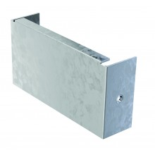"""Trench Cable Trunking End Stop (3""""x3"""")"""
