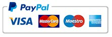 Paypal Accepted Payments